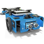Texas Instruments Innovator Rover Robotic Vehicle (Requires Hub & Calculator)