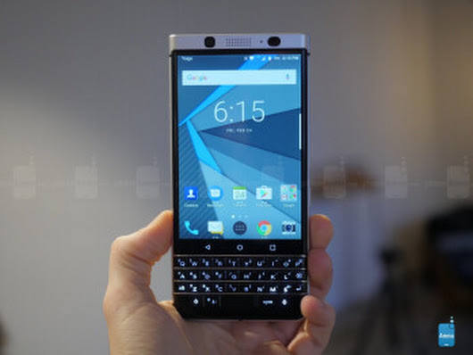 BlackBerry KEYone: let's review its specs!