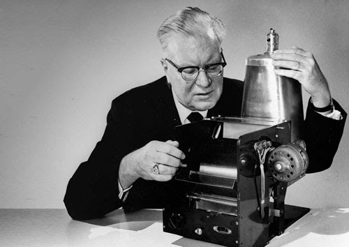 Happy 80th Anniversary Xerography: The Invention of the Xerox Copier