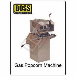 Gas Pop Corn Machine