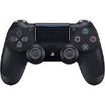 Sony Interactive Entertainment 3001538 Sony Playstation 4 DualShock 4 Jet Wireless Controller Black