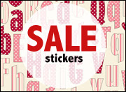 Clearance Stickers