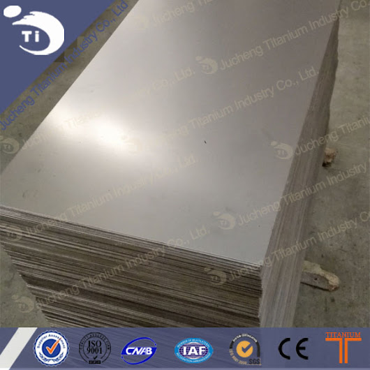 China Gr5 Titanium Plate ASTMB265 Manufacturers, Suppliers, Factory, Wholesale - Products - Baoji Jucheng Titanium Industry Co.,Ltd