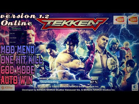 How to download TEKKEN game with mod apk