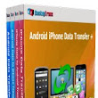 Android iPhone Data Transfer + - Copy & share data on Computer