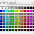 New Color Palettes in LibreOffice