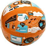 Toy-Throw & Tell Attention Grabber Ball A2966096