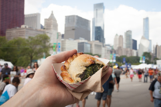 Taste of Chicago 2016 food and music festival