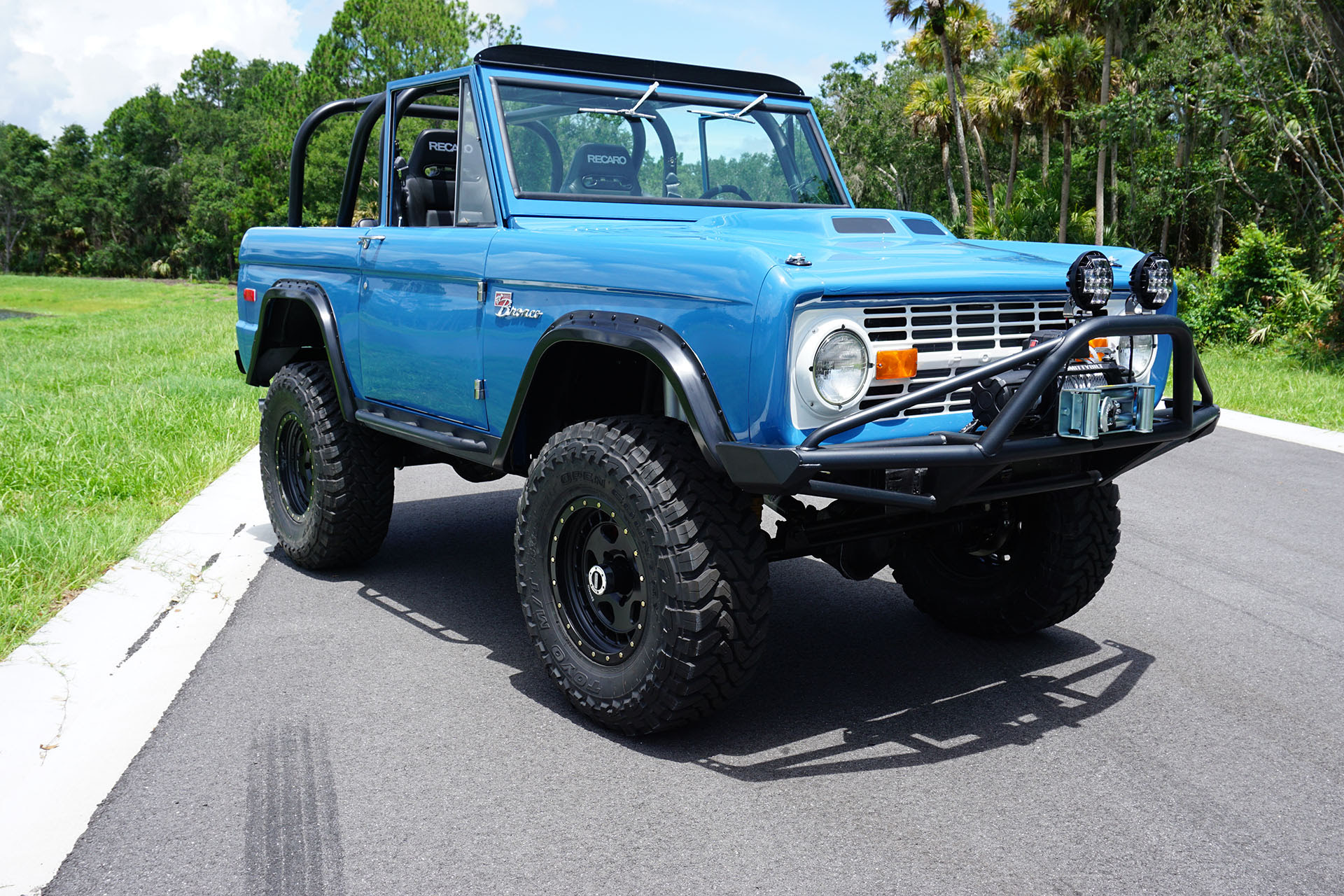 Ford Bronco Diesel Conversion | 2018, 2019, 2020 Ford Cars