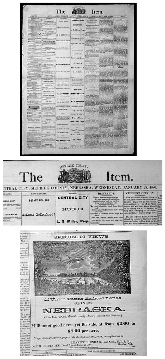 Timothy Hughes Rare & Early Newspapers