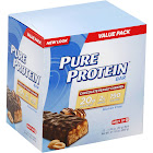 Pure Protein Protein Bar, Chocolate Peanut Caramel, Value Pack - 12 pack, 1.76 oz bars