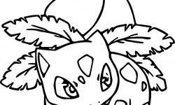 Ivysaur Pokemon Boyama Sayfası