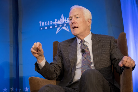 Cornyn concerned about Trump import tax proposal