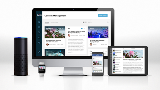 Evoq Evolves to Become a Multi-Channel CMS