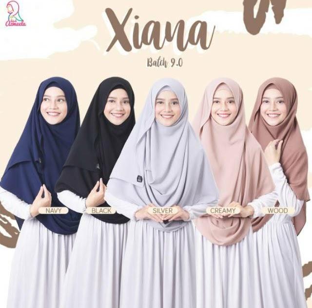 Tutorial Hijab Pashmina Menutup Dada Dan Punggung Gambar Hijab