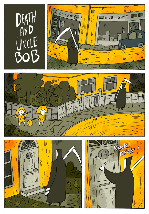 Death And Uncle Bob 1