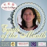Emak of the month