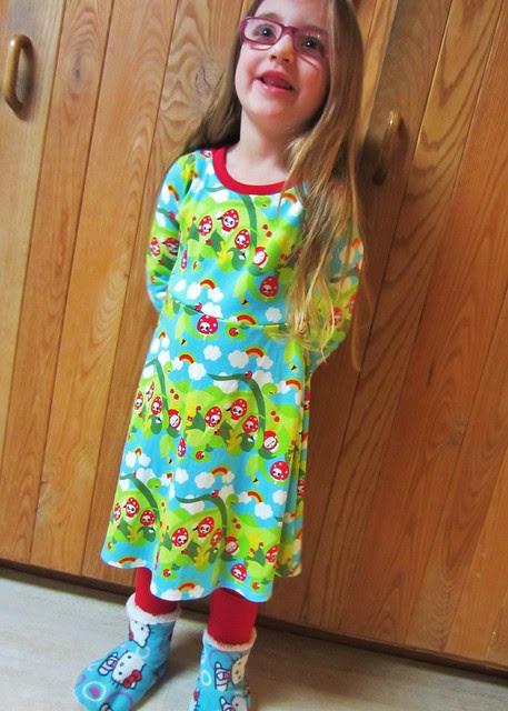 mushroom dress 5