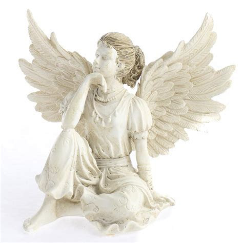 "Angel Star ""Thoughtfulness"" Simplicity Fairy Figurine"