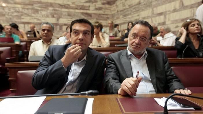 Tsipras Lafazanis