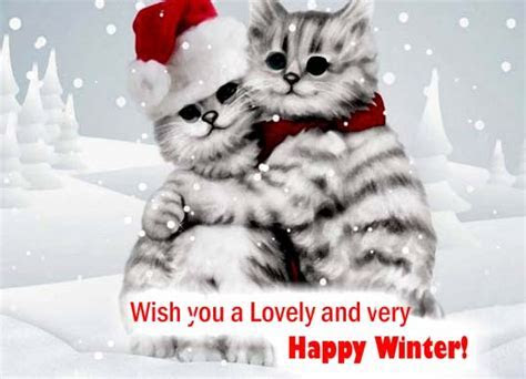 A Warm And Cozy Hug Just For You! Free Happy Winter eCards