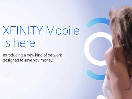 Comcast sets its sights for the wireless market with Xfinity Mobile