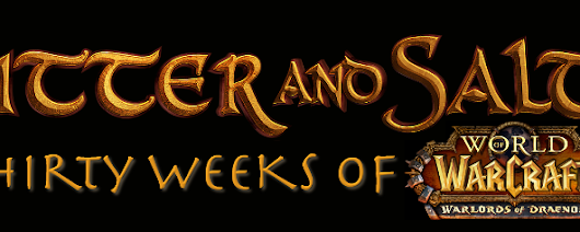 Thirty Weeks of Warlords of Draenor