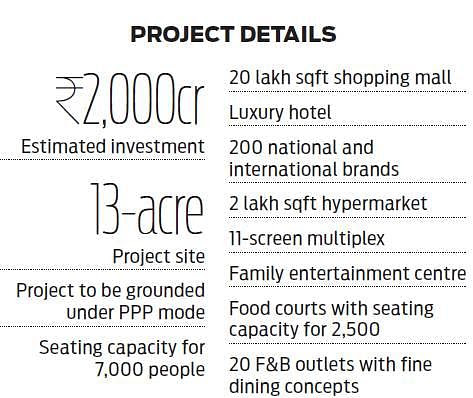 Visakhapatnam to get Rs 2000-crore LuLu global convention centre in three years