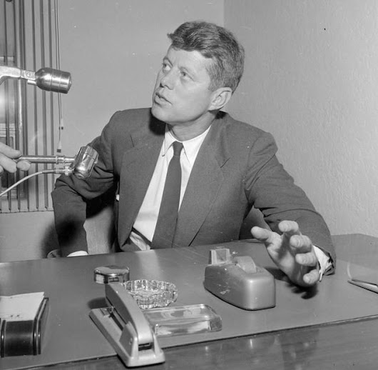 JFK on Civil Liberties and the Need for National Security—by Mark Arnold