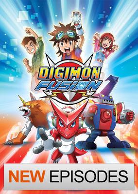 Digimon Fusion - Season 2