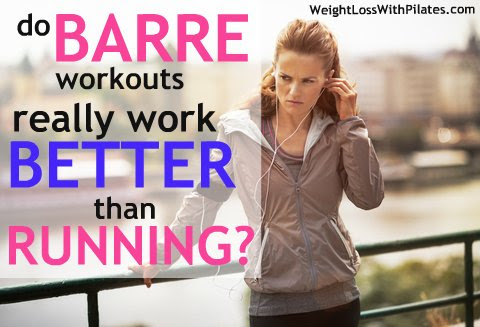 Do Barre Workouts Really Work Better Than Running?
