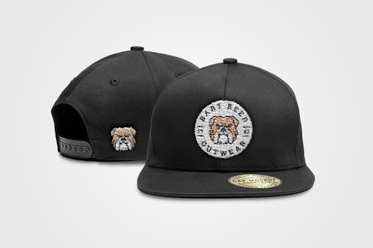 Snapback Cap PSD Mockup - Graphic Ghost