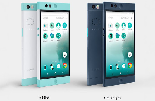 Nextbit Robin launched in India, priced at INR 19,999 - Tweak2