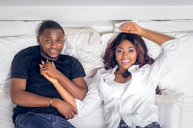 Image result for lilian esoro and husband