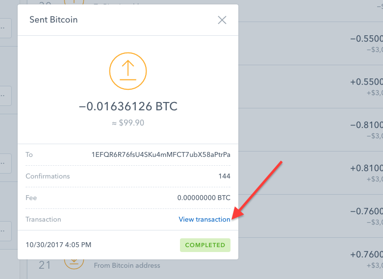 How To Find Your Bitcoin Address On Coinbase | Get Free Bitcoin Testnet
