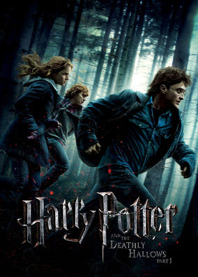 Harry Potter & the Deathly Hallows: Pt 1