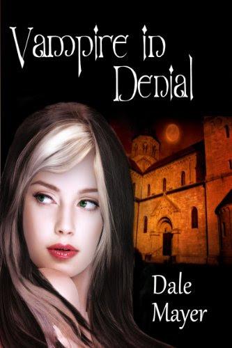 Vampire in Denial (Blood Ties)