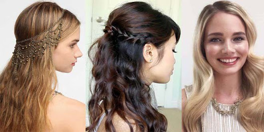 Alluring Quick & Easy Hairstyles for Long Hair To Try
