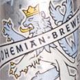 bohemian czech pilsner logo by bohemian brewery