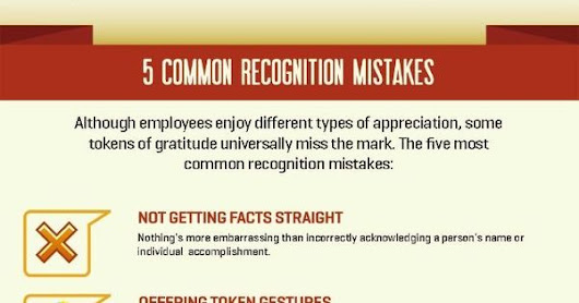 Acts of Employee Appreciation