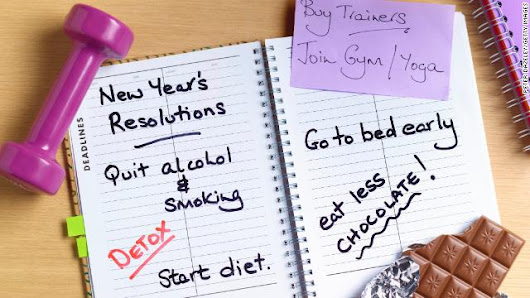 21 achievable New Year's resolutions for your health - CNN
