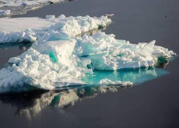 Agua del Ártico, a 94 euros la botella