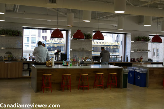 SlideShow: A look inside OpenTable's San Francisco office - Canadian Reviewer -  News, Reviews and Opinion with a Canadian Perspective