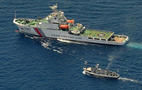 China coast guard