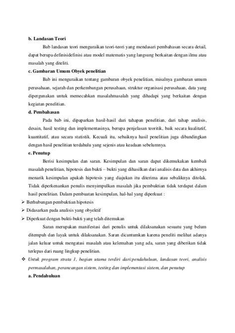 makalah penulisan laporan penelitian