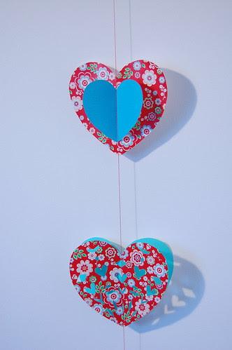 Valentine garland 1