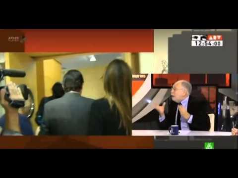 Periodismo, manipulación y un argentino que pasaba