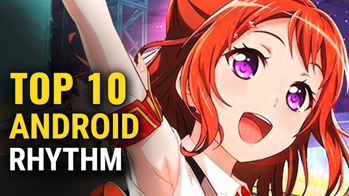 Rhythm Games Android List
