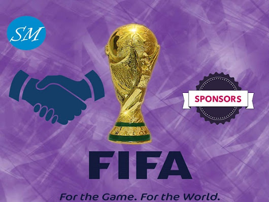 2018 FIFA World Cup Sponsors, Partners | Sports Mirchi