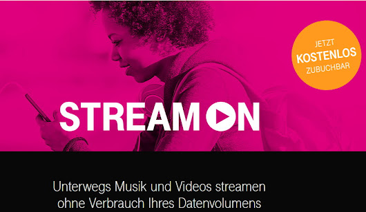 Deutsche Telekom: StreamOn Gaming in den Startlöchern